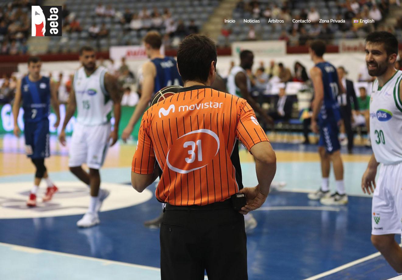 Arbitros Aeba