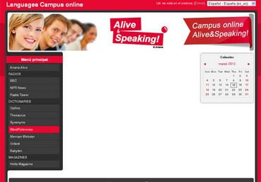 Alive Speaking Campus Online