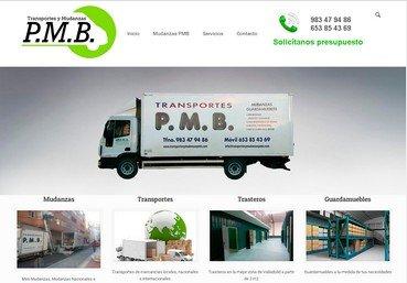 Transportes y Mudanzas PMB