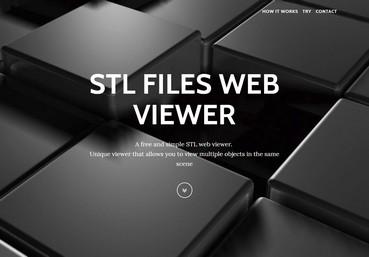 Free STL Viewer
