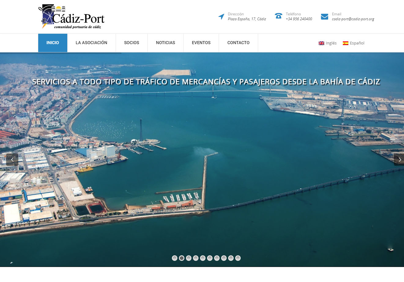Cadiz Port