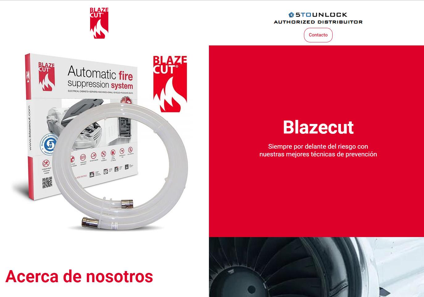 Blazecut