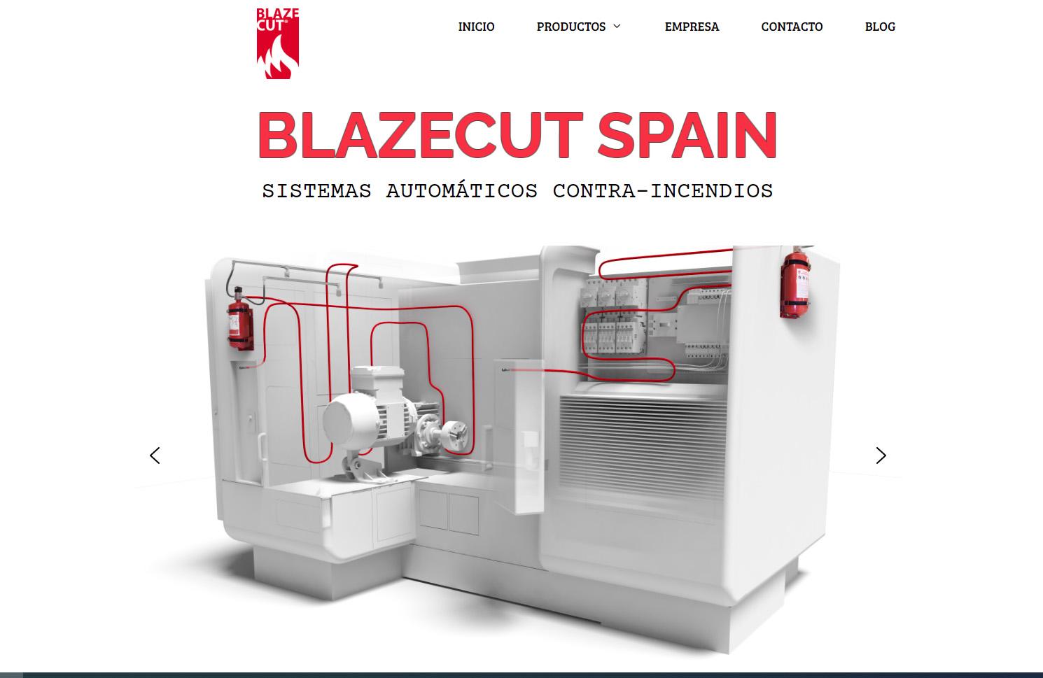 Blazecut Spain
