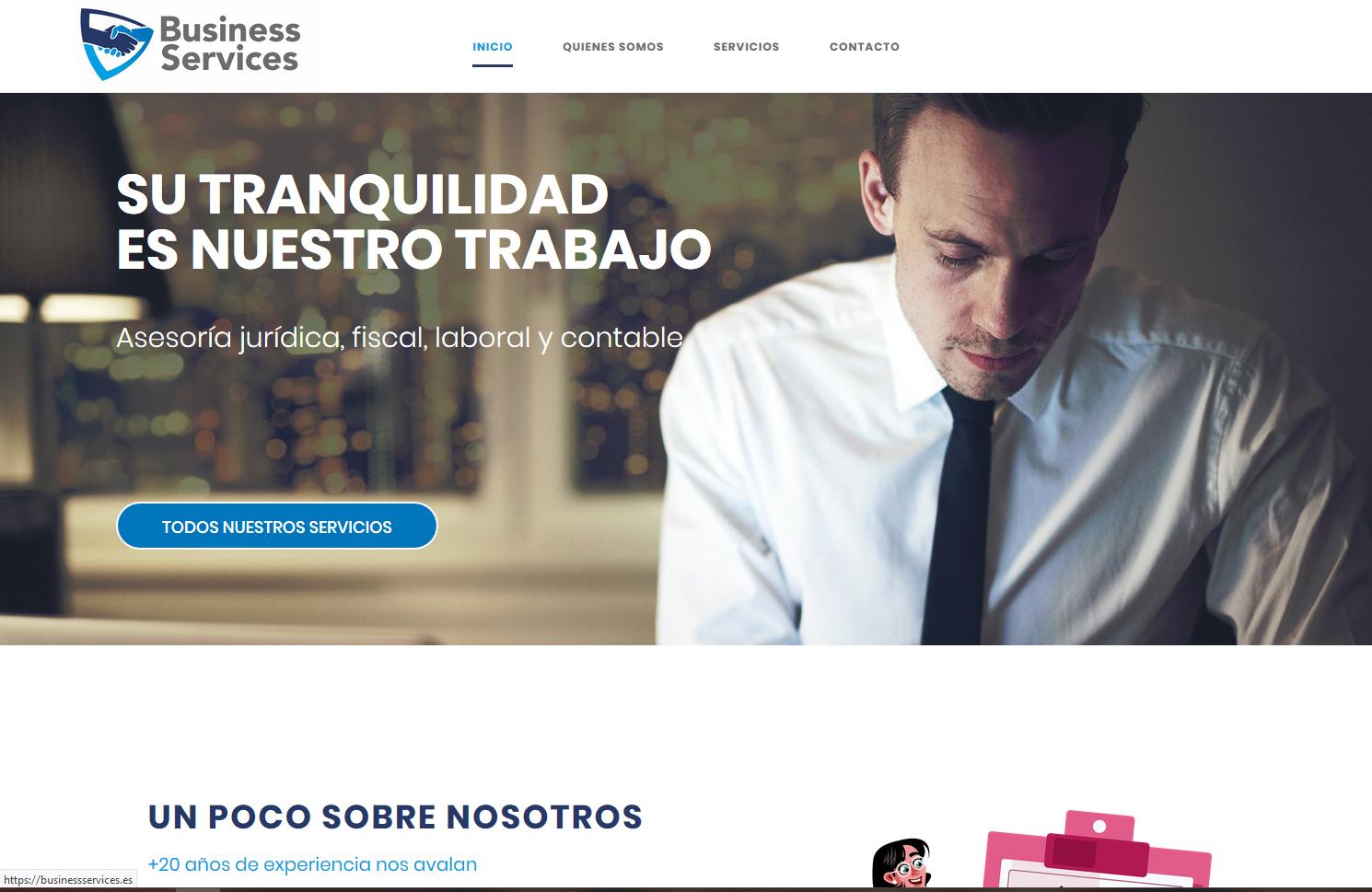 Webs OnePage